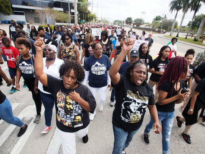 More than 600 show up to participate in Martin Luther