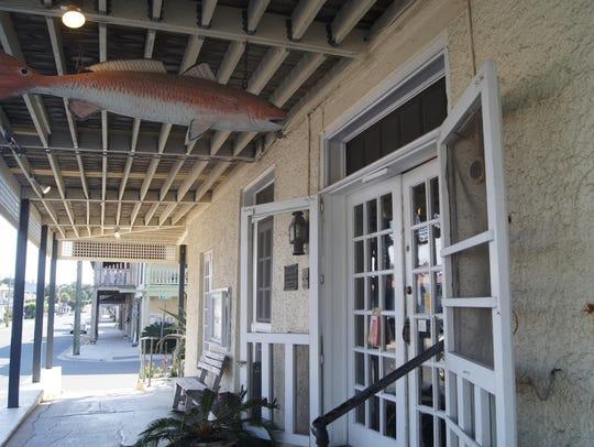 For lodging, Cedar Key's Island Hotel is a legendary