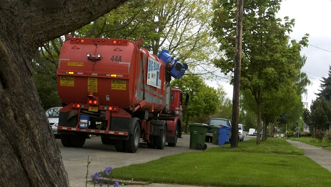 Garbage fees are going up in Marion and Polk counties.