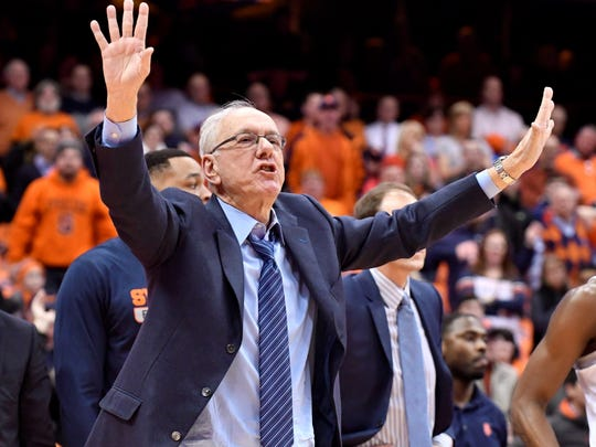 Like all college basketball coaches, Jim Boeheim loves his timeouts.