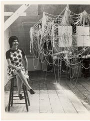 Eva Hesse will be shown at 7 p.m. on Oct. 6 and 8.