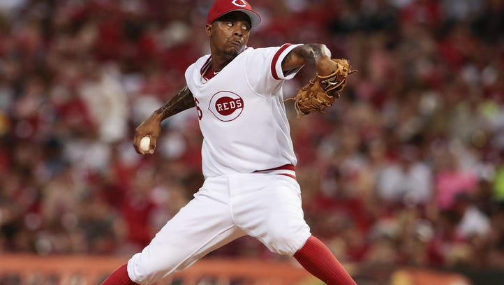 Reds notes: Raisel Iglesias cleared to pitch on consecutive days