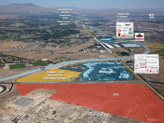 Station Casinos' 88-acre land is right across from