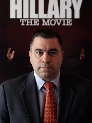 David Bossie, leader of Citizens United.