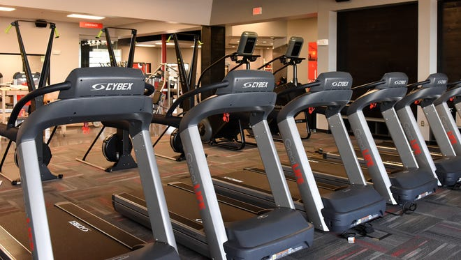 GreatLife Performance and Fitness Center is located off Southeastern Avenue and 69th Street in Sioux Falls, S.D., Friday, July 8, 2016.