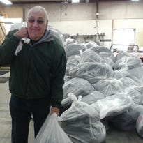 Coats for the Cold campaign collects 5,000 coats for needy Oakland County residents