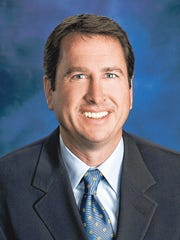 Former state Assemblyman Brian Nestande took a job lobbying for Riverside County in Washington D.C. and Sacramento.