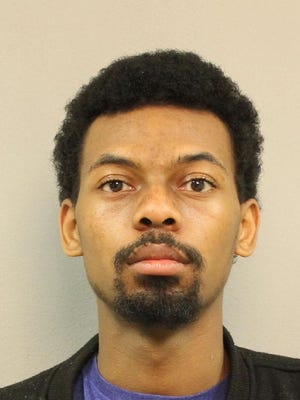 Courtlyln Hendricks was arrested in connection to an early morning shooting at a North Nashville apartment complex.
