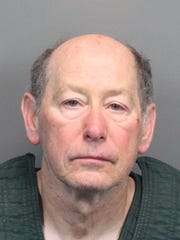 Robert Yetz, 68, was booked Oct. 5, 2015 into the Washoe