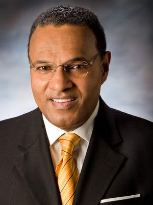 Freeman Hrabowski, president of University of Maryland Baltimore County.
