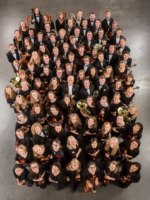 The St. Olaf Orchestra will perform at 7:30 p.m. Oct. 15 at South Salem High School.