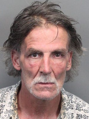 Emil Anthony, 51, was booked July 9, 2015 into the Washoe County jail on a total of four charges. He was found guilty on Tuesday of one count of battery upon an officer – a gross misdemeanor.  He was also charged with one count of third degree domestic battery, first degree domestic battery and battery.