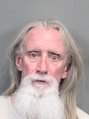 Jeffrey Gunderson of Reno was taken into custody after police found more than an ounce of cocaine in his residence. Gunderson was paroled in 2003 for a 1978 murder.