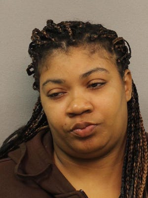 Denise McGee, 36, is charged with one count of aggravated child abuse.