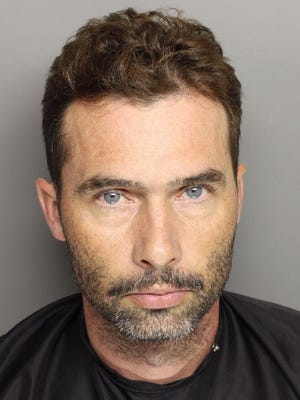James Holley Cobb, 37, is charged in a Oct. 29 robbery at Ameris Bank on Woodruff Road.