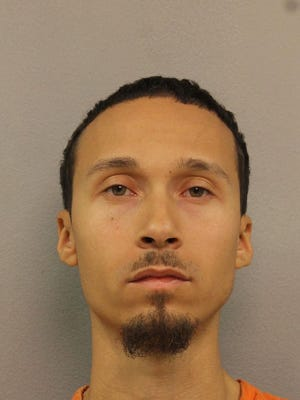 Vincent Gooden, 30, of Nashville is charged with one count of felony aggravated assault.