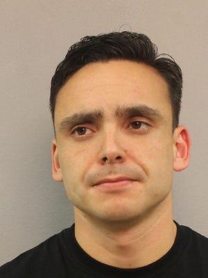 Metro police East Precinct Officer Jonathan Perez