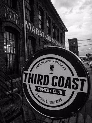 Third Coast Comedy Club will open in Marathon Village on Saturday, Sept. 17.