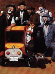 The first inductees to the International Clown Hall of Fame were Mark Anthony, Red Skelton, Lou Jacobs Felix Adler, Emmett L. Kelly Sr. and Otto Griebling. They were inducted in 1989.