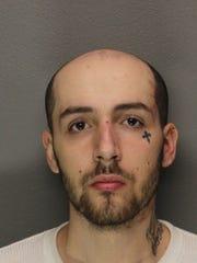 Joseph Marano, 27, of Newark