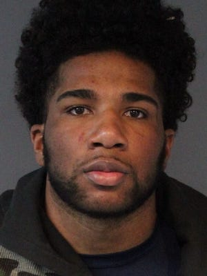 Nevada basketball player Elijah Foster was attested Monday for domestic battery and contempt of court.