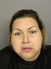 Veronica Perdomo was arrested Thursday and is accused