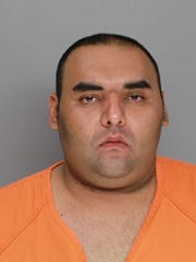 Adan Pena, 30, was arrested on suspicion of capital