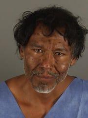 Javier Hernandez, arrest mugshot