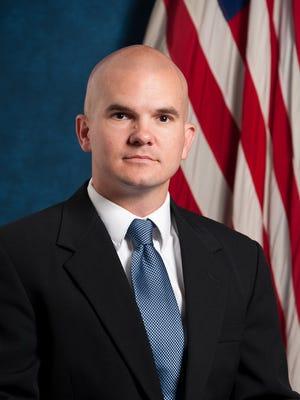 Erlanger Chief Administrative Officer Matthew Kremer.