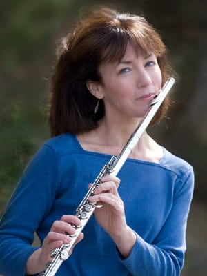 """On Sunday, Dec. 3 at 2 p.m., the Amici Music chamber music  series returns with a special program, """"Flute Fandango,"""" featuring flutist Lea Kibler and pianist Daniel Weiser. The duo will explore compositions for flute and piano inspired by jazz and tango. The concert will feature works by Astor Piazzolla, George Gershwin and Paul Schoenfiels, among others. A graduate of the Yale School of Music, Kibler has been a member of the Florida Philharmonic Orchestra and Florida Grand Opera orchestra, and has toured as principal flutist of the Moscow Chamber Orchestra. The North Carolina native serves on the faculty of Clemson University, but makes Asheville home base for her busy musical life. Tickets are $18 advance/$20 door."""