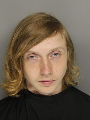 Greenville County deputies are asking for the public's assistance in locating Chandler William Guy Marchbanks, 18. Marchbanks is a suspect in a Dec. 2 incident during which two victims were hit by gunfire.