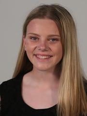 Kearney's Emily Phelan.