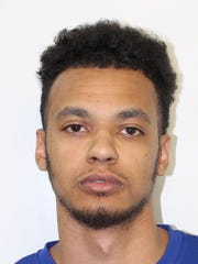 Shooting suspect Justin Golson, 22