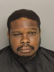 Tiray Jamal Sanders, 32, of Greenville