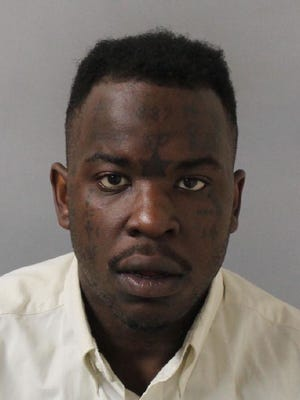 Johnterrace Kelly, 22, has been charged with carjacking and felony aggravated assault.