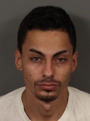 Joseph Ramey is a suspected cat burglar accused of