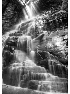 """""""Stone Ridge Secret"""" by Nate Hauspurg is included in an exhibit of his photographs at the Stone Ridge Library."""
