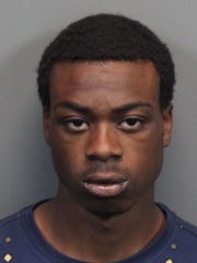 Kareem Thomas, 19, was arrested earlier this month and accused of robbery, battery with substantial bodily harm and resisting a public officer. His bail was set at $30,500. All arrested are innocent until proven guilty.