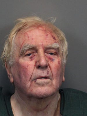 Daniel Pancake, 78, was indicted on an open murder charge after his wife was found stabbed to death at his home in south Reno.
