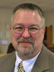 Scott Staska, superintendent, Rocori school district