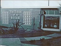 Exclusive: College of the Desert through the years