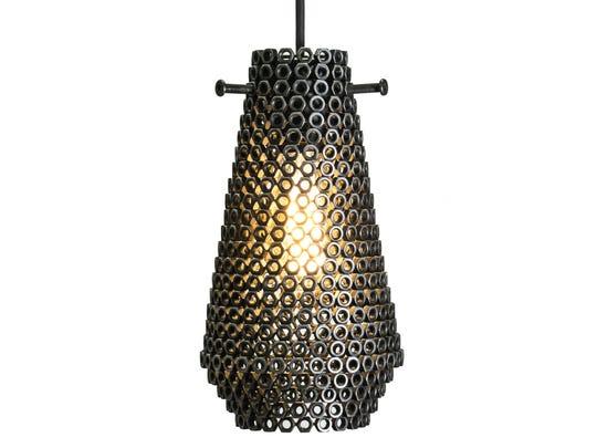 hex Detroit - Hive Lamp Pendant