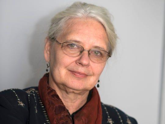 Hamtramck Mayor Karen Majewski is photographed during
