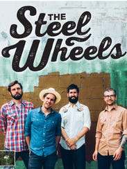 Steel Wheels will play in the event space at White