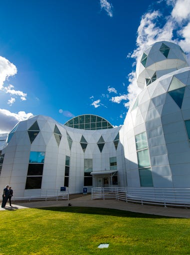 "Named by Time Life Books as one of the ""Must See Wonders of the World,"" Biosphere 2, located just north of Tucson in Oracle, is dedicated to the research and understanding of global issues."