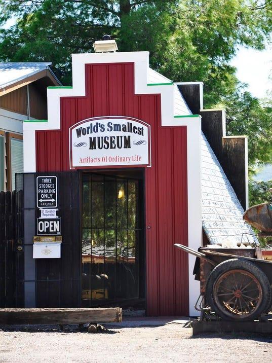 World's Smallest Museum