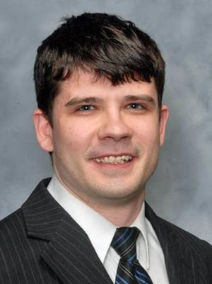 Jake Porter will make his gubernatorial candidacy announcement at 4 p.m. Saturday at the North Liberty Community Library, 520 W. Cherry St.