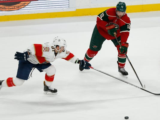 Eric Staal, Jonathan Marchessault