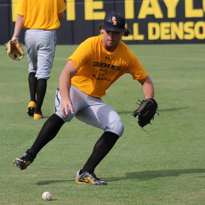 Southern Miss baseball team opens fall practice