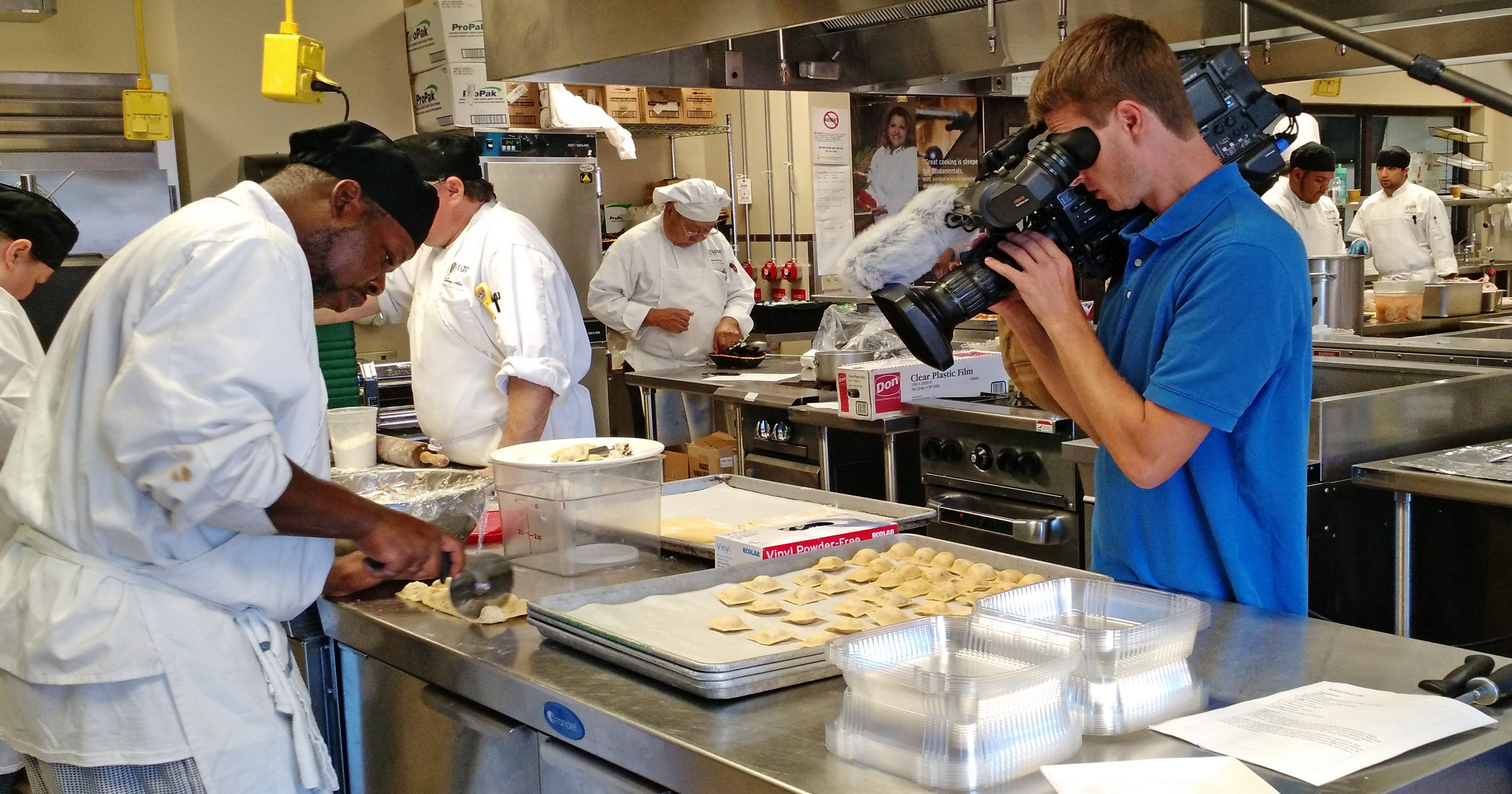 MATC\'s culinary program gets closeup in new TV series on Milwaukee PBS